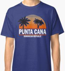 Punta Cana Beach T-shirt Dominican Republic Paradise Tshirt Classic T-Shirt
