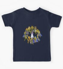 Gold Saints and Athena Kids Tee