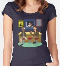 Bob Burgers Women's Fitted Scoop T-Shirt