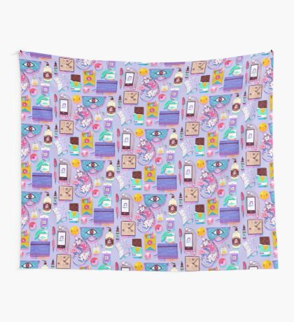 Stress-Relief Kit Wall Tapestry