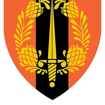 SA Corps of Military Police - Chest Emblem by civvies4vets