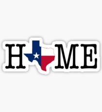 Home - Texas Sticker