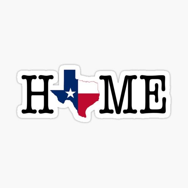Home - Texas Sticker