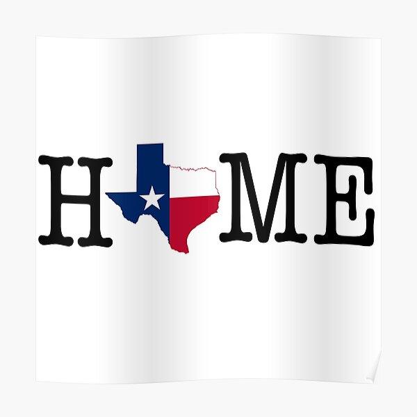 Home - Texas Poster
