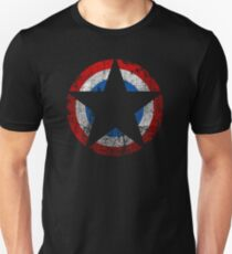 Patriot - Distressed Star T-Shirt
