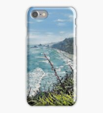 New Zealand Coastline iPhone Case/Skin