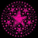 Hot Pink Stars by R-evolution GFX