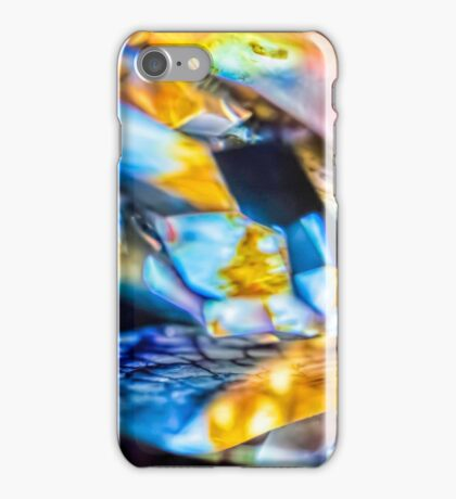Walking in the River iPhone Case/Skin