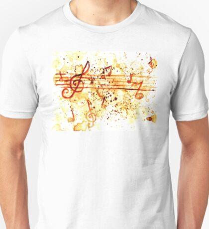 Musiknoten T-Shirt