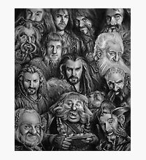 The Dwarves Photographic Print