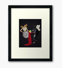 Philosophers Stone Framed Print