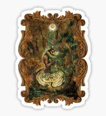 Cernunnos & The Goddess Sticker