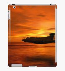 2 Minutes to Target iPad Case/Skin