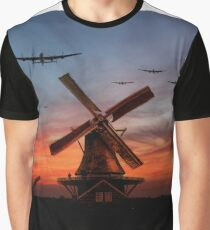 The Bombers Are Coming Graphic T-Shirt