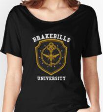 Brakebills University ver.solidtext Women's Relaxed Fit T-Shirt