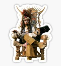 Chief of the Pelegostos Sticker