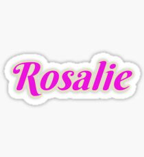 Rosalie Sticker
