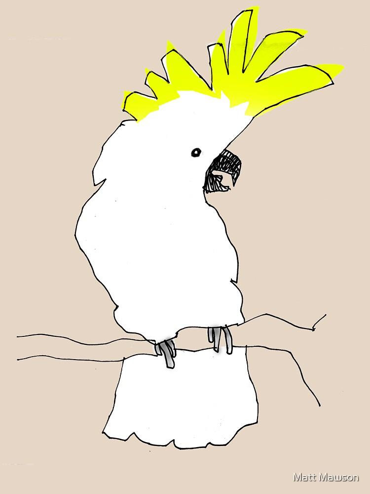 Kakadu von mmawson