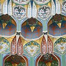 Persian Patterns, Corbelled Entry Arch by Jane McDougall
