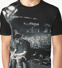 DJ SNAKE LIVE HERE COMES THE NIGHT Graphic T-Shirt