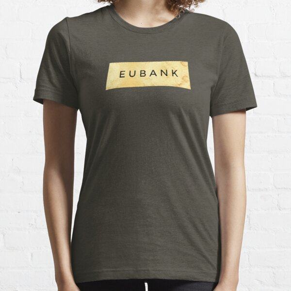EUBANK [Gold] (Clothes, Phone Cases & More) Essential T-Shirt