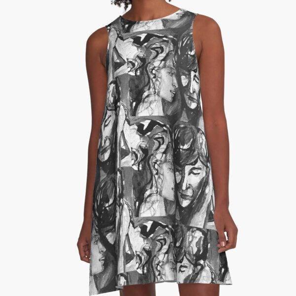 Dirty Dancing A-Line Dress