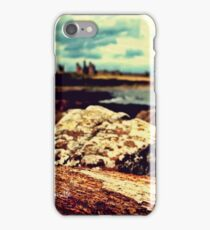 Dunstanburgh Castle - Northumberland iPhone Case/Skin