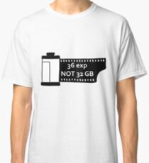 Shoot film Classic T-Shirt
