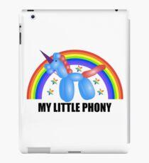 My Little Phony iPad Case/Skin