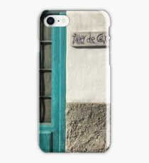 Taller De Ceramica iPhone Case/Skin
