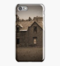 Ghostly Appearance iPhone Case/Skin