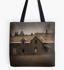 Ghostly Appearance Tote Bag