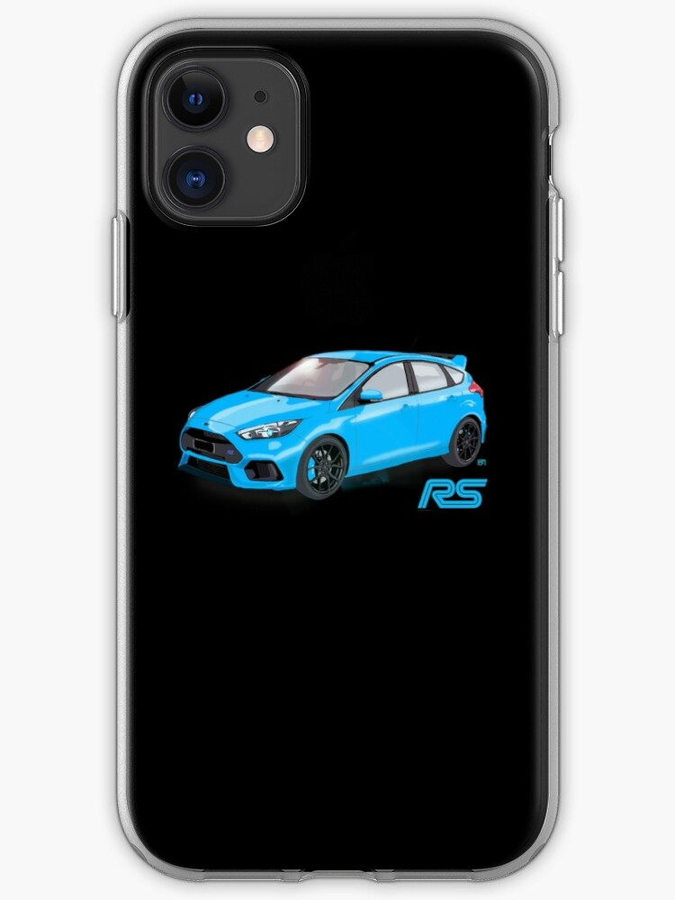 Ford Focus RS 2016 | Coque iPhone