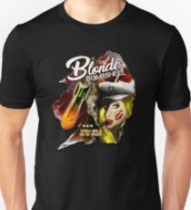 The Blonde Bombshell Unisex T-Shirt