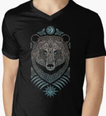 FOREST LORD Men's V-Neck T-Shirt