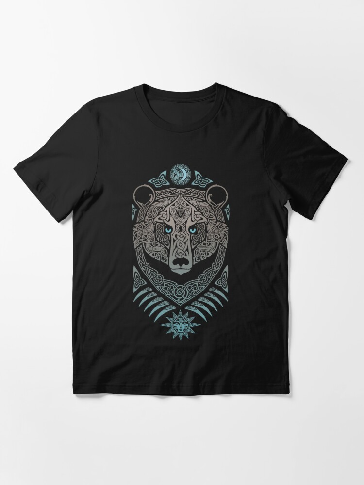 Alternate view of FOREST LORD Essential T-Shirt