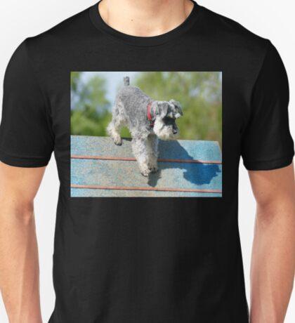 NZDAC GORE 2014 - Schnauzer T-Shirt