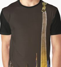 Gelle Fra, Luxembourg Graphic T-Shirt