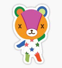 Stitches Animal Crossing Sticker