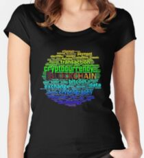 Cryptography Women's Fitted Scoop T-Shirt