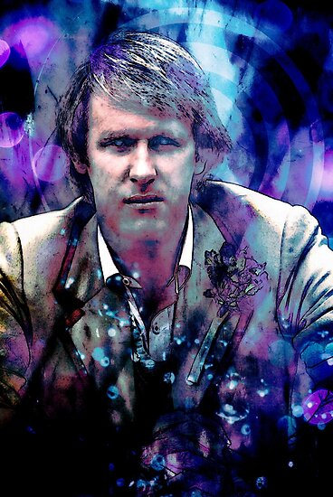 The Fifth Doctor by David Atkinson