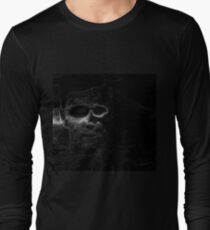 Floating Face Long Sleeve T-Shirt