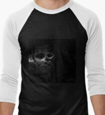 Floating Face Men's Baseball ¾ T-Shirt
