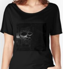 Floating Face Women's Relaxed Fit T-Shirt