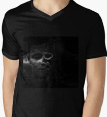 Floating Face Men's V-Neck T-Shirt