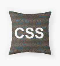 CSS Throw Pillow