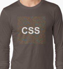 CSS Long Sleeve T-Shirt