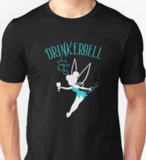 Blue Tinkerbell Unisex T-Shirt