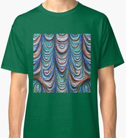 Frozen liquid Impression #DeepDream #Art Classic T-Shirt