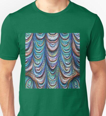 Frozen liquid Impression #DeepDream #Art T-Shirt